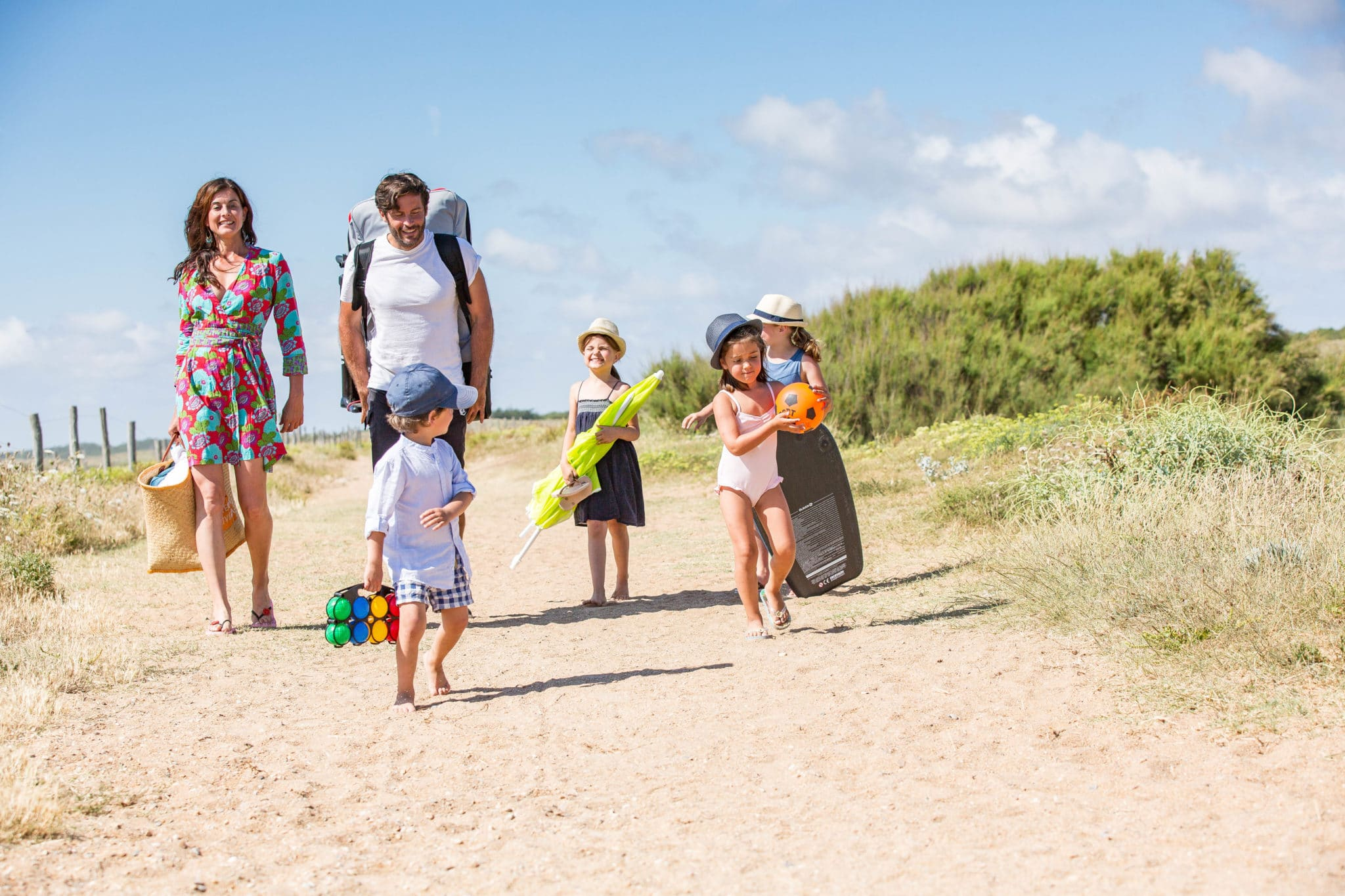 famille-plage-vendee